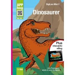 Dinosaurer - APP-bog