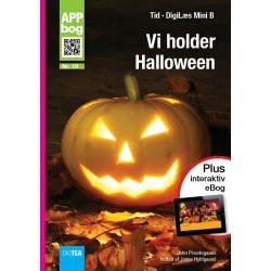 Vi holder Halloween