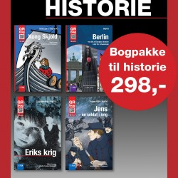 Bogpakke historie