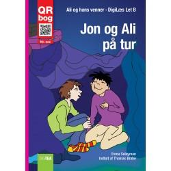Jon og Ali på tur