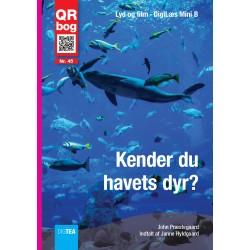 Kender du  havets dyr?