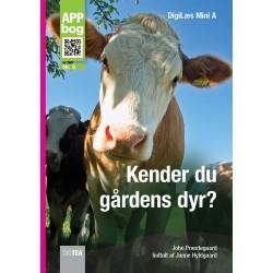 Kender du gårdens dyr? APPbog