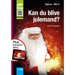 Kan du blive julemand? APPbog