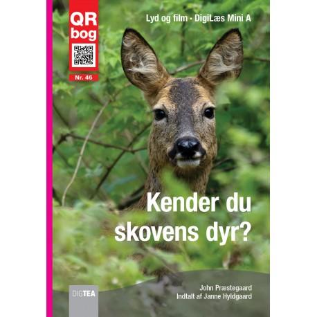 Kender du  skovens dyr?