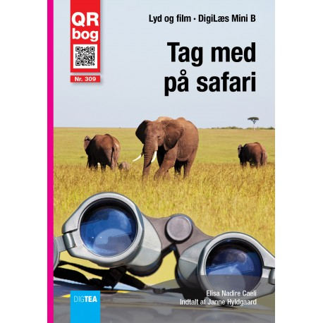 Tag med på safari