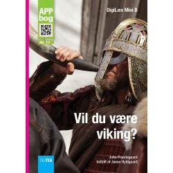 Vil du være  viking? APPbog