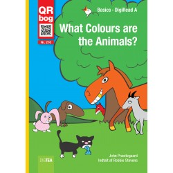 What Colours are the Animals?
