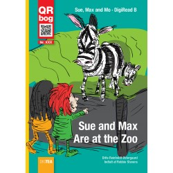 Sue and Max Are at the Zoo