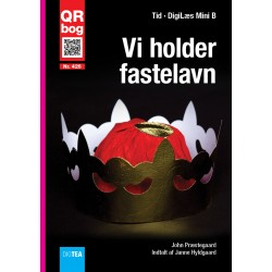 Vi holder fastelavn