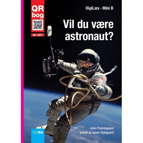 Vil du være astronaut?