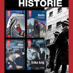 Bogpakke til historie