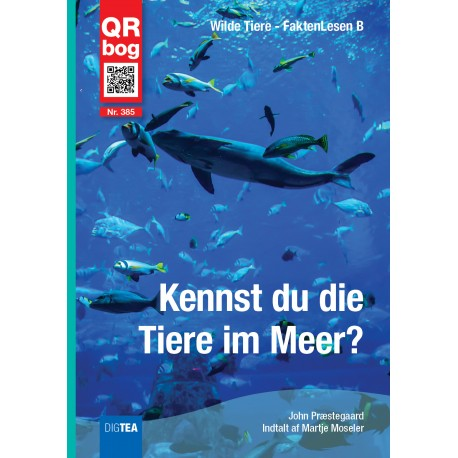 Kennst du die Tiere im Meer?