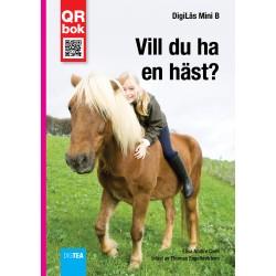 Vill du ha en häst?