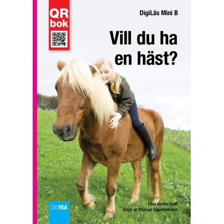 Vill du ha enhäst?