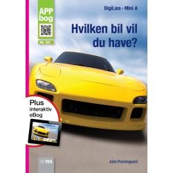 Hvilken bil vil du have? APP-bog