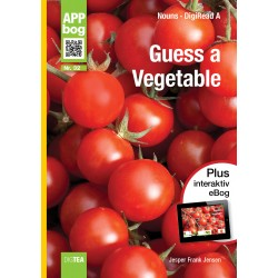 Guess a Vegetable APP-bog
