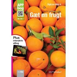 Gæt en frugt APP-bog