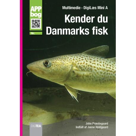 Kender du Danmarks fisk?