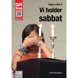 Vi holder sabbat