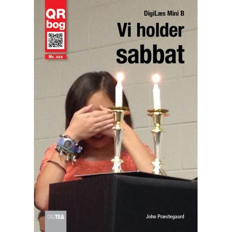 Vi holder sabbat