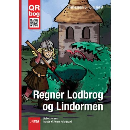 Regner Lodbrog og Lindormen