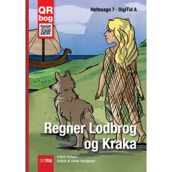 Regner Lodbrog og Kraka