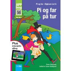 Pi og far på tur - APP-bog
