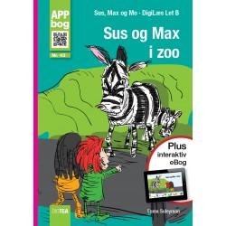 Sus og Max i zoo - APP-bog