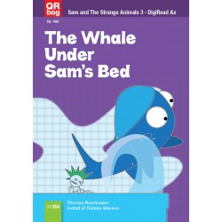 The Whale Under Sam's Bed (bog og lyd)