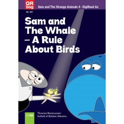 Sam and the Whale – A Rule About Birds