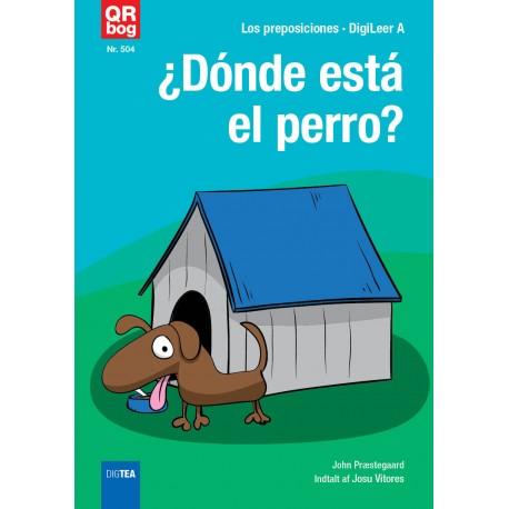¿Dónde está el perro? (spansk DigiLeer A)