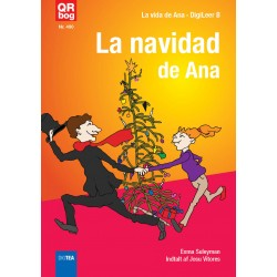 La navidad  de Ana (spansk DigiLeer B)
