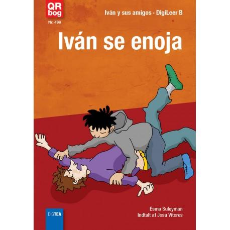 Iván se enoja (spansk DigiLeer B)