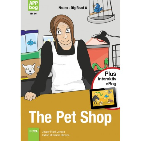 The Pet Shop (Nouns)