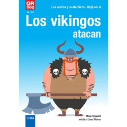 Los vikingos atacan Spansk DigiLeer A)
