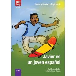 Javier es un joven español (spansk DigiLeer C)