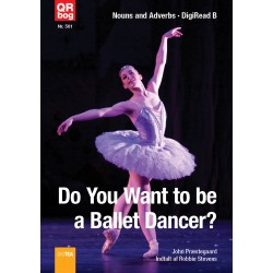 Do You Want to be a Ballet Dancer?