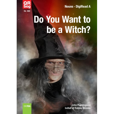 Do You Want to be a Witch?