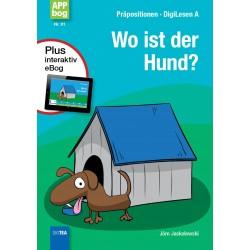 Wo ist der Hund? (APPbog)