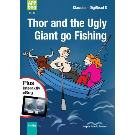 Thor and the Ugly Giant go Fishing - Classics