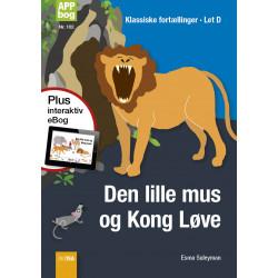 Den lille mus  og Kong Løve - Klassiske fortællinger