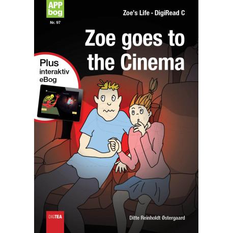 Zoe goes to the Cinema - Zoe's Life