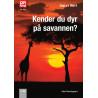 Kender du dyr på savannen?