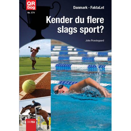 Kender du flere slags sport? (Danmark - FaktaLet)