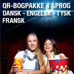 12 bogpakker a kr. 198,- (240 titler/4 sprog)