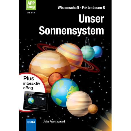 Unser Sonnensystem (APP-bog)