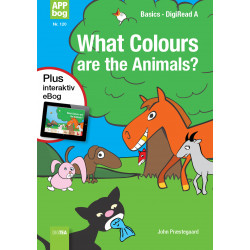 What Colours are the Animals?  (APP-bog)