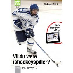 Vil du være ishockeyspiller? (APP-bog)