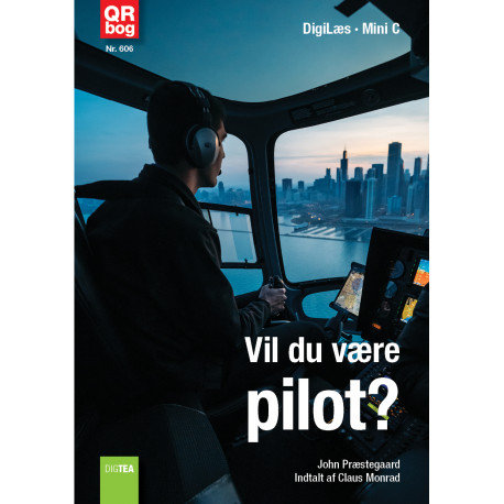 Vil du være pilot?