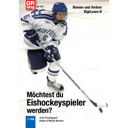 Möchtest du Eishockeyspieler werden? (Nomen und Verben)